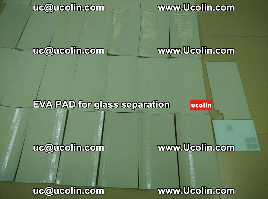 EVA PAD separating EVA PVB SGP safety laminated glass (4)