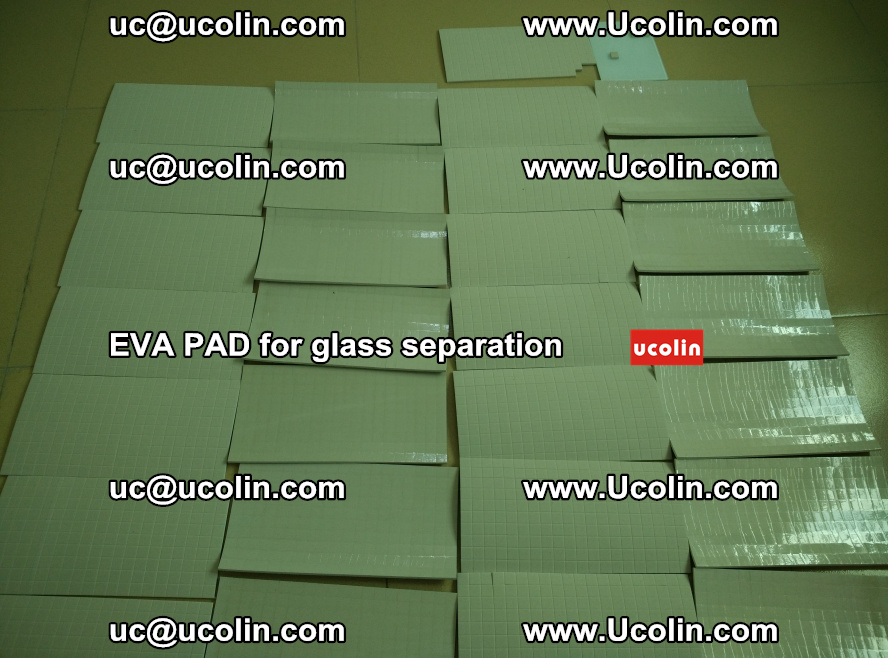 EVA PAD separating EVA PVB SGP safety laminated glass (40)