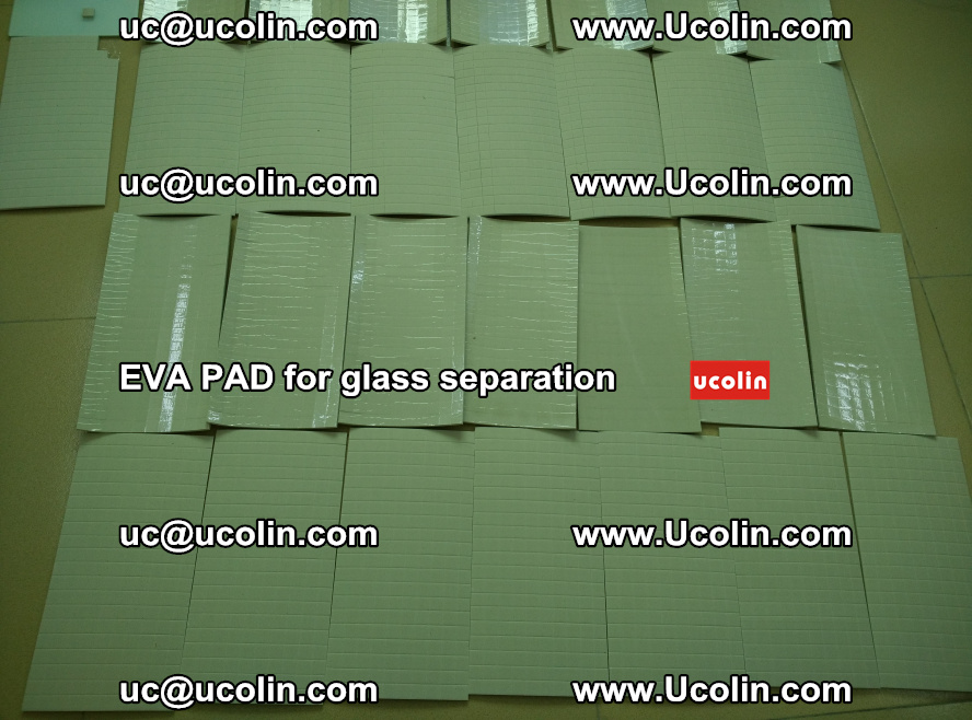 EVA PAD separating EVA PVB SGP safety laminated glass (45)