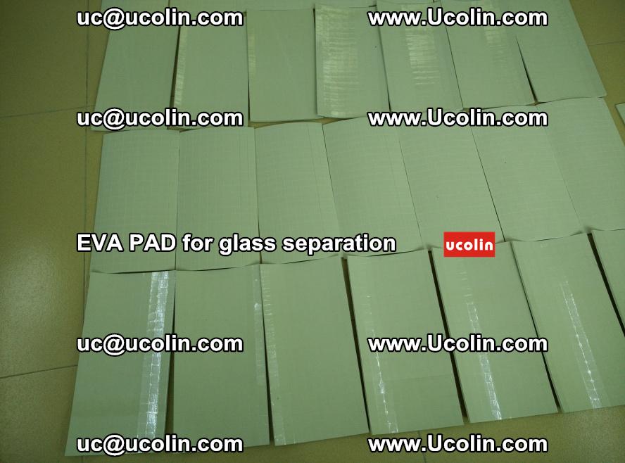 EVA PAD separating EVA PVB SGP safety laminated glass (5)