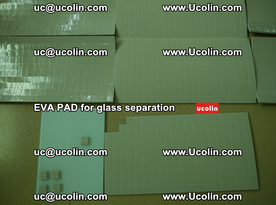 EVA PAD separating EVA PVB SGP safety laminated glass (52)