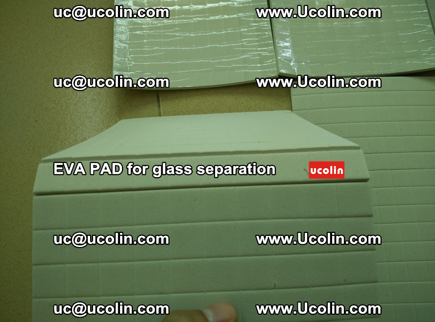 EVA PAD separating EVA PVB SGP safety laminated glass (56)