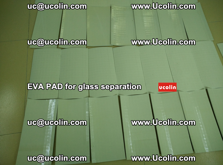 EVA PAD separating EVA PVB SGP safety laminated glass (6)