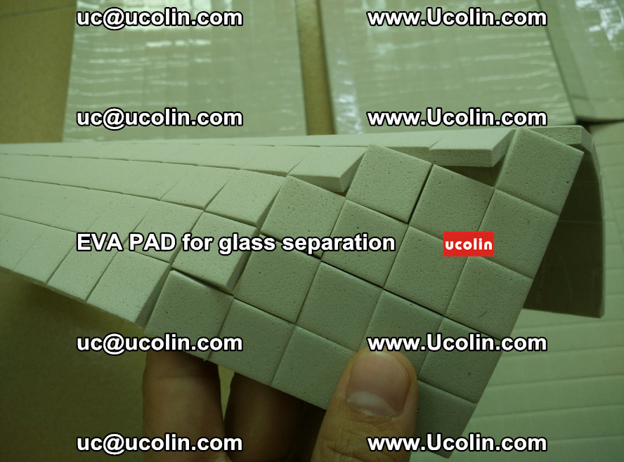 EVA PAD separating EVA PVB SGP safety laminated glass (64)