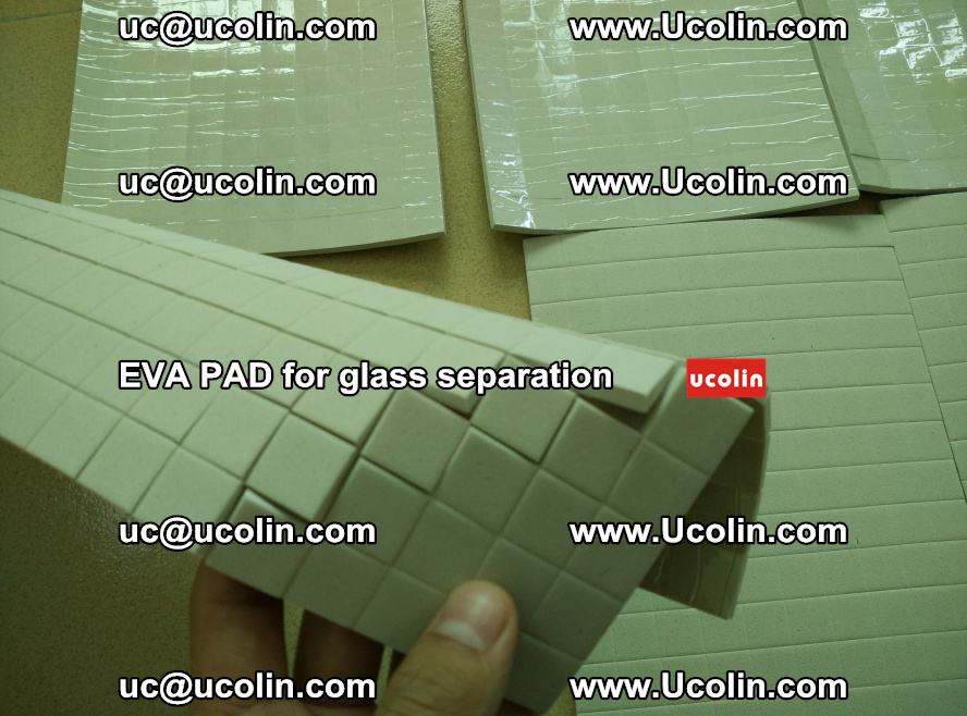 EVA PAD separating EVA PVB SGP safety laminated glass (66)
