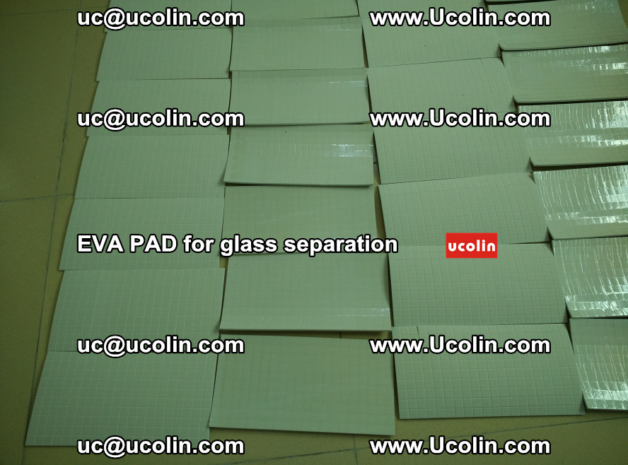 EVA PAD separating EVA PVB SGP safety laminated glass (7)