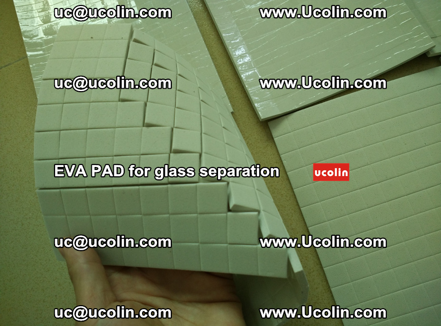 EVA PAD separating EVA PVB SGP safety laminated glass (70)