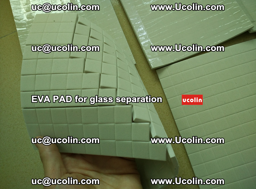 EVA PAD separating EVA PVB SGP safety laminated glass (71)