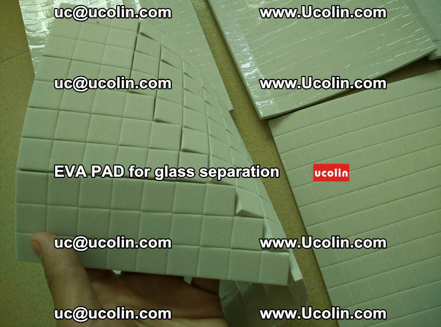 EVA PAD separating EVA PVB SGP safety laminated glass (73)