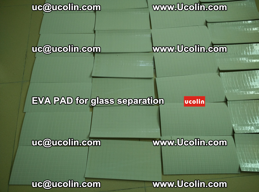 EVA PAD separating EVA PVB SGP safety laminated glass (8)