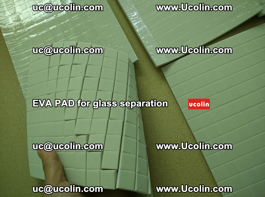 EVA PAD separating EVA PVB SGP safety laminated glass (80)