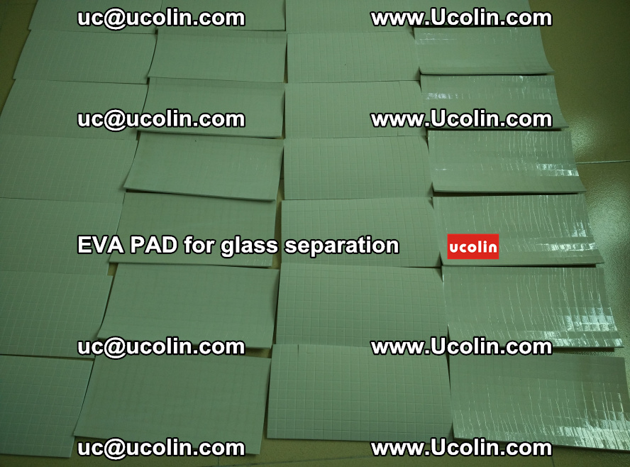 EVA PAD separating EVA PVB SGP safety laminated glass (9)