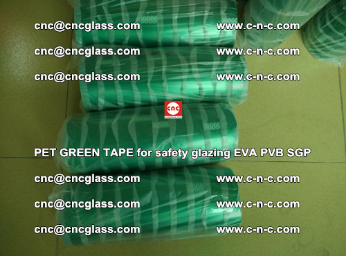 GREEN TAPE for EVALAM interlayer film lamination (117)
