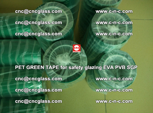 GREEN TAPE for EVALAM interlayer film lamination (124)