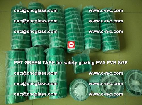 GREEN TAPE for EVALAM interlayer film lamination (135)