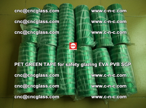 GREEN TAPE for EVALAM interlayer film lamination (223)