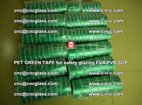 GREEN TAPE for EVALAM interlayer film lamination (241)