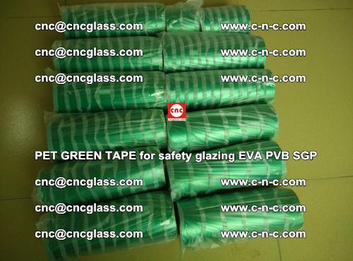 GREEN TAPE for EVALAM interlayer film lamination (245)