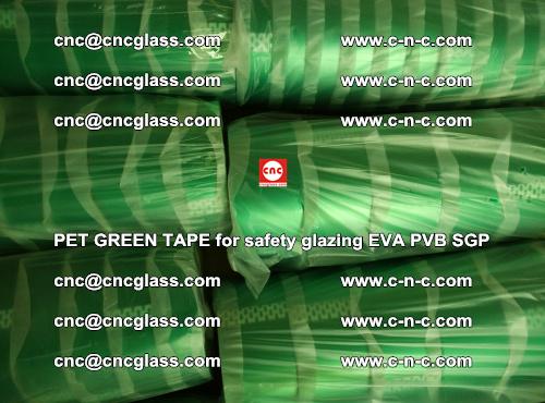 GREEN TAPE for EVALAM interlayer film lamination (250)