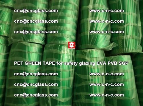GREEN TAPE for EVALAM interlayer film lamination (252)
