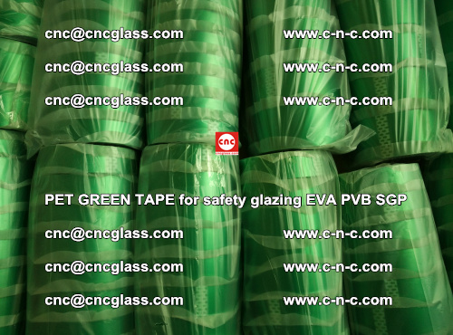 GREEN TAPE for EVALAM interlayer film lamination (259)