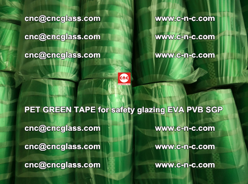 GREEN TAPE for EVALAM interlayer film lamination (263)