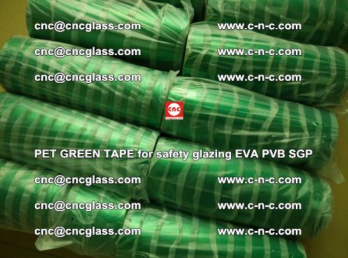 GREEN TAPE for EVALAM interlayer film lamination (265)