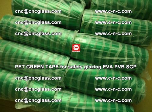 GREEN TAPE for EVALAM interlayer film lamination (270)