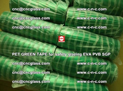 GREEN TAPE for EVALAM interlayer film lamination (271)