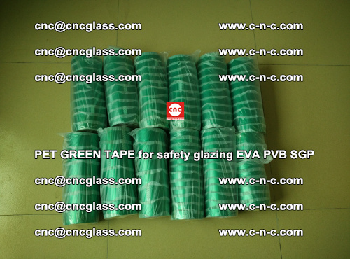 GREEN TAPE for EVALAM interlayer film lamination (278)