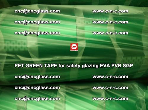 GREEN TAPE for EVALAM interlayer film lamination (291)