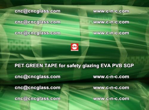 GREEN TAPE for EVALAM interlayer film lamination (292)