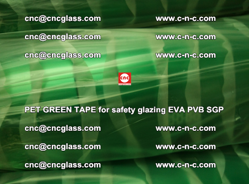 GREEN TAPE for EVALAM interlayer film lamination (298)