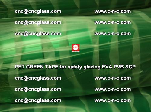 GREEN TAPE for EVALAM interlayer film lamination (300)