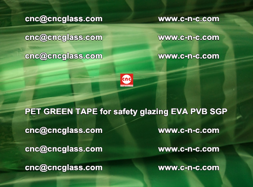 GREEN TAPE for EVALAM interlayer film lamination (302)