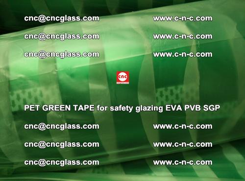 GREEN TAPE for EVALAM interlayer film lamination (308)