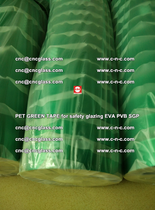 GREEN TAPE for EVALAM interlayer film lamination (327)
