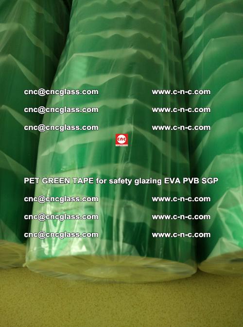 GREEN TAPE for EVALAM interlayer film lamination (334)