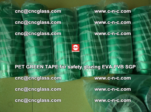 GREEN TAPE for EVALAM interlayer film lamination (97)