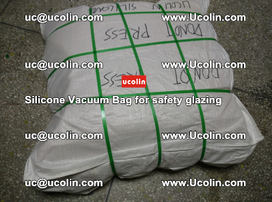 Silicone Vacuum Bag for EVALAM TEMPERED BEND lamination (162)
