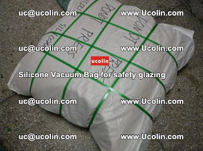 Silicone Vacuum Bag for EVALAM TEMPERED BEND lamination (169)