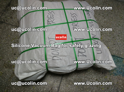 Silicone Vacuum Bag for EVALAM TEMPERED BEND lamination (171)