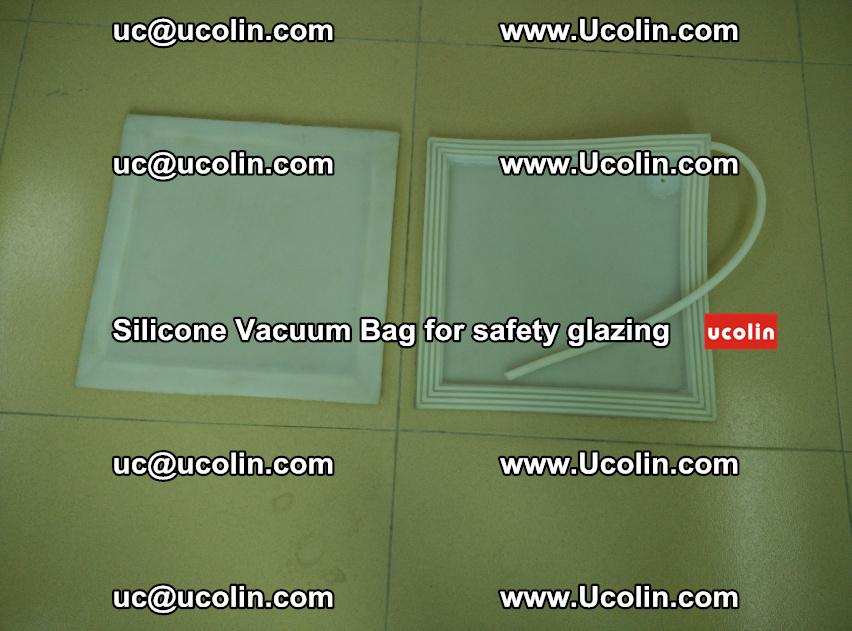 Silicone Vacuum Bag sample for safety glazing EVA PVB (100)