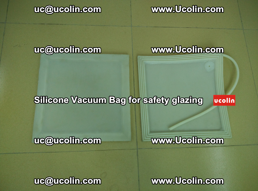Silicone Vacuum Bag sample for safety glazing EVA PVB (101)