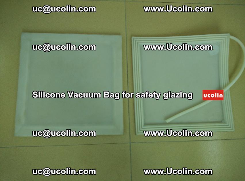 Silicone Vacuum Bag sample for safety glazing EVA PVB (102)