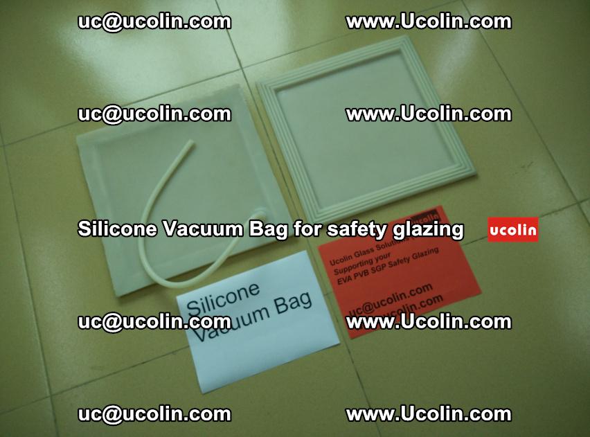 Silicone Vacuum Bag sample for safety glazing EVA PVB (30)