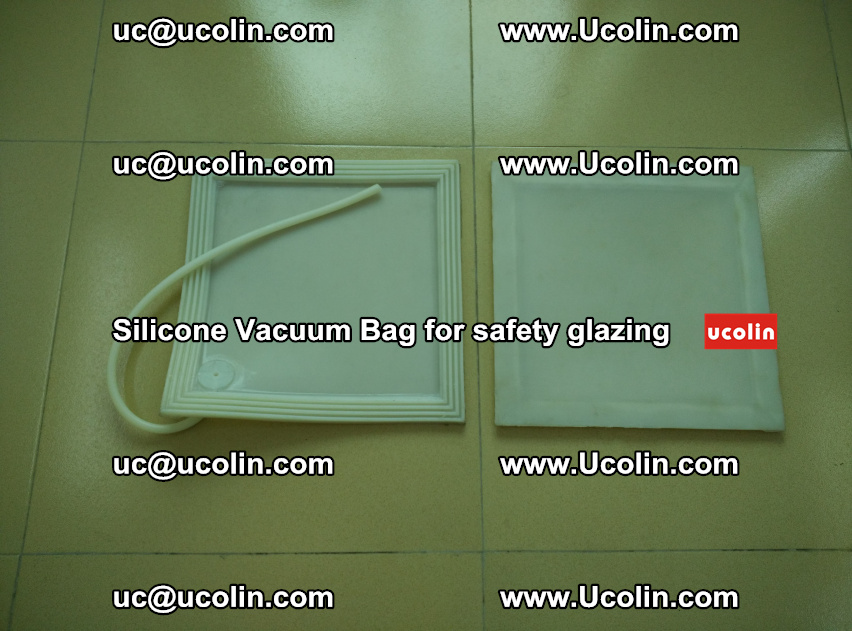 Silicone Vacuum Bag sample for safety glazing EVA PVB (90)