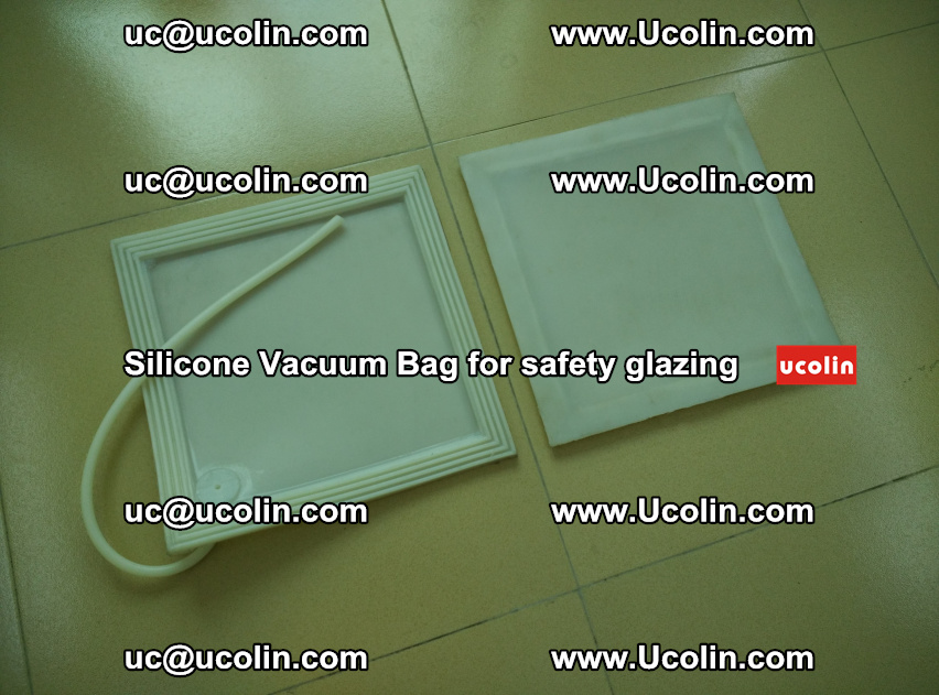 Silicone Vacuum Bag sample for safety glazing EVA PVB (94)