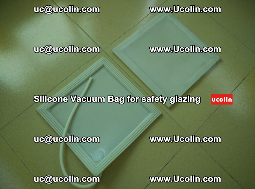 Silicone Vacuum Bag sample for safety glazing EVA PVB (96)