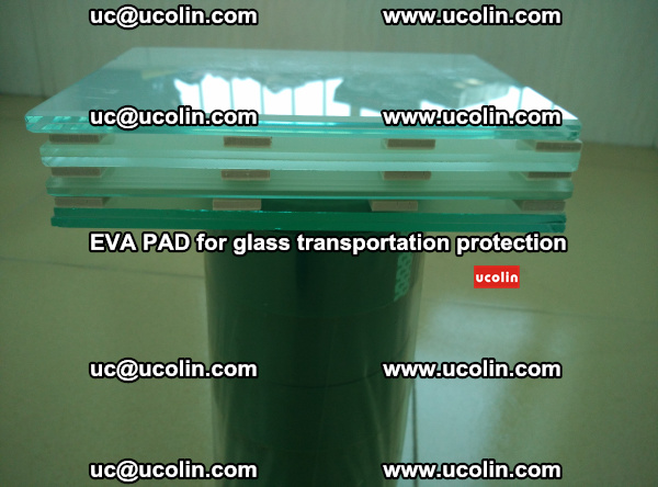 EVA CORK PAD for laminated safety glass transportation protection (11)